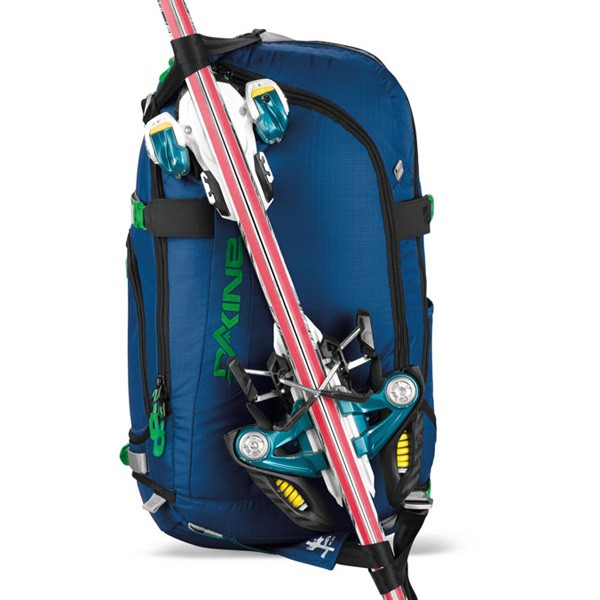 sac a dos technique ski